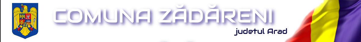 Comuna Zădăreni – judetul Arad